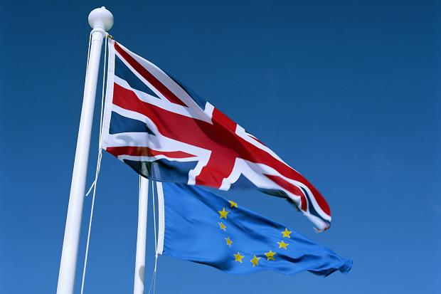 Brexit Image of Flags